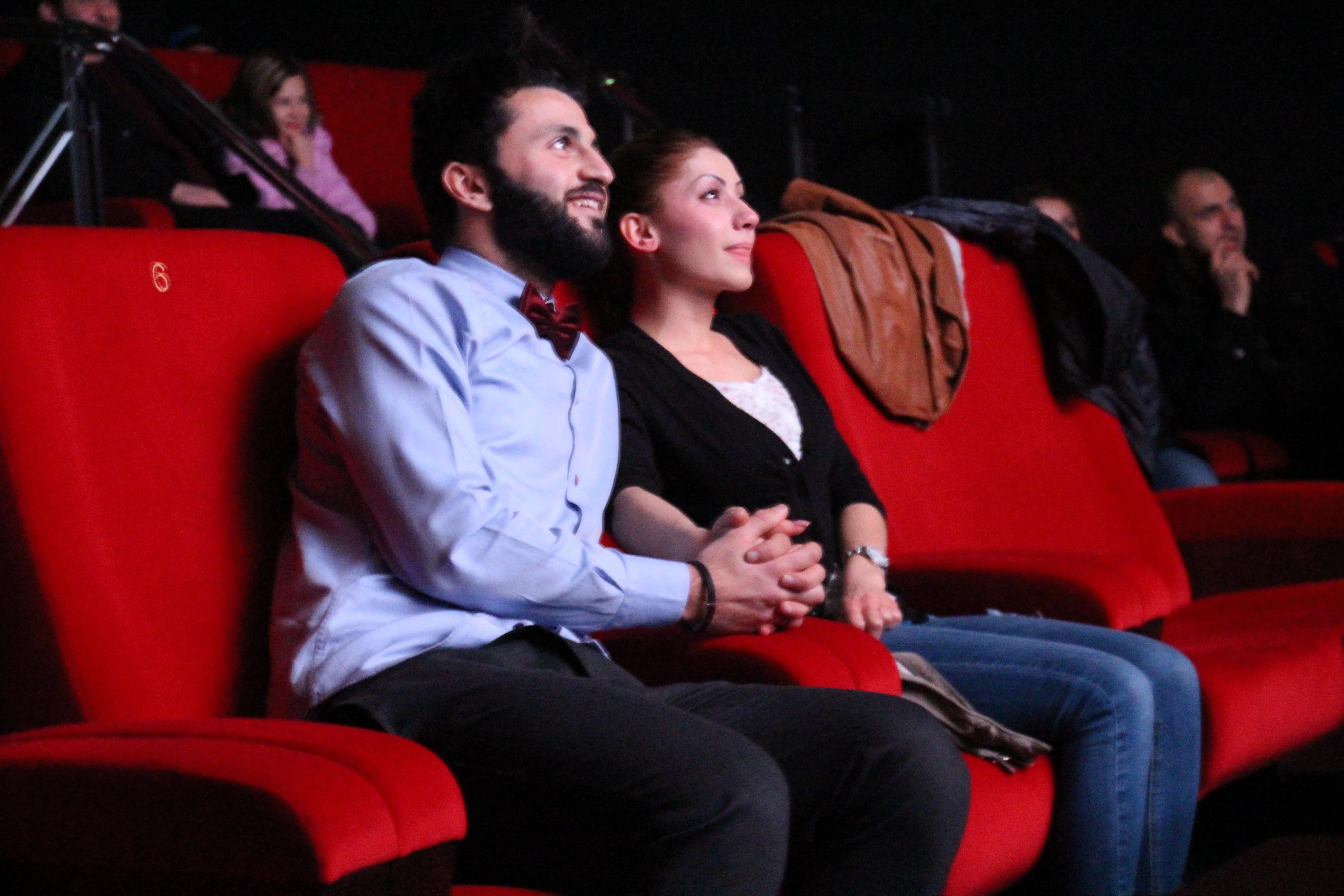 Heiratsantrag im Kino: Bodensee-Hochzeiten.com