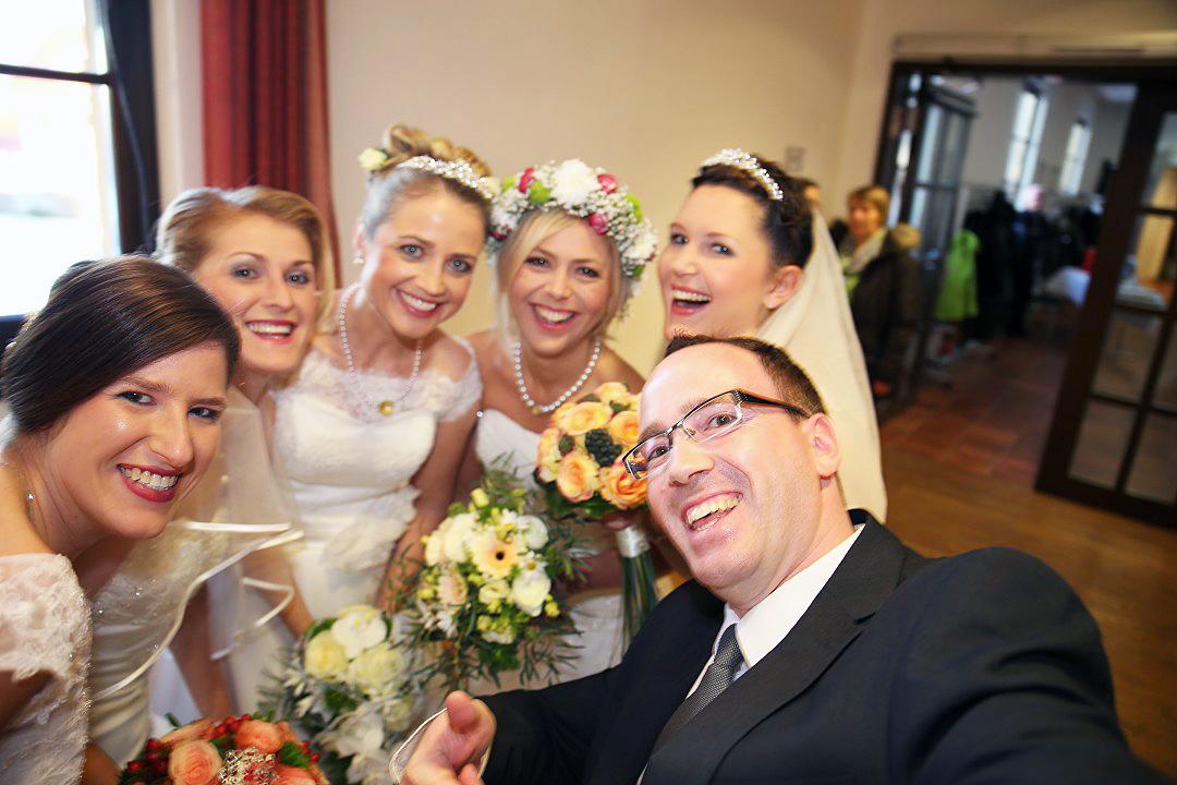 Bodensee-Hochzeiten.com Messestand auf der Hochzeitsmesse in Uhldingen am 06.01.2017