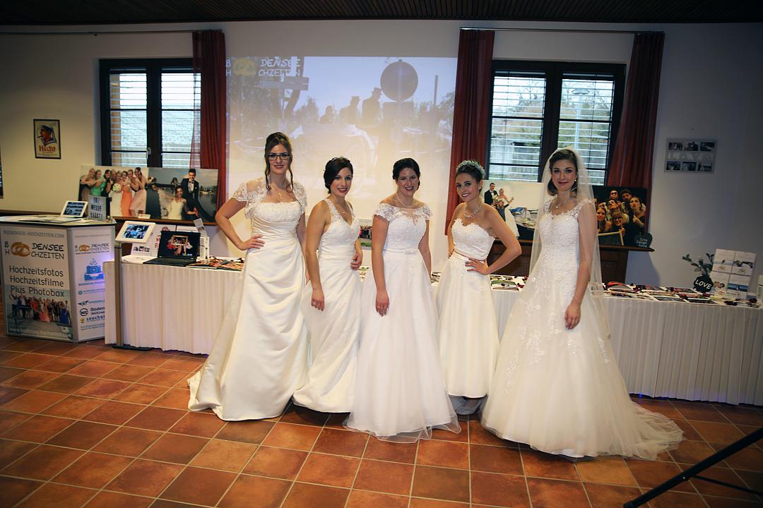 Voller Erfolg: Bodensee-Hochzeiten auf der Hochzeitsmesse in Uhldingen am Bodensee 2018