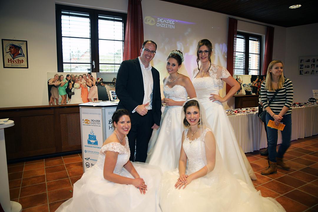 Bodensee-Hochzeiten auf der Hochzeitsmesse Uhldingen-Mühlhofen am 6.1.2019
