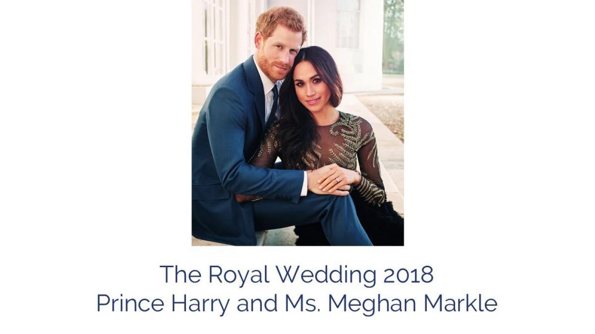 Livestream der königlichen Hochzeit von Prinz Harry und Meghan Markle